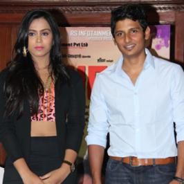 Yaan is the upcoming romantic action entertainer starring Jeeva and Thulasi Nair in the lead roles. Cinematographer Ravi K Chandran's directorial debut Yaan audio was launched yesterday [May 12] and makers have arranged for a press-meet on Tuesday [May 13].