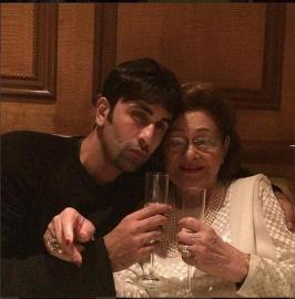 Does Ranbir Kapoor's grandmother approve of girlfriend Katrina Kaif? - Going by the latest gossip it seems the Kapoor khandaan has already accepted Ms Kaif Ranbir Kapoor and his alleged girlfriend Katrina Kaif seem to …