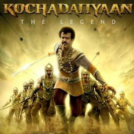 Superstar Rajinikanth's Kochadaiiyaan, the first film with motion capture technology in India has hit the screens today [May 23] worldwide in 2D and 3D versions in about six regional languages.