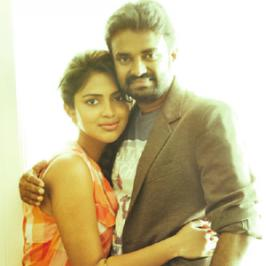 Southern actress Amala Paul, who is all set to get the knot tied with director Vijay on 12th of June, seems to be following the noble idea of singer Chinmayi.