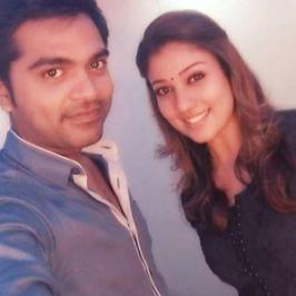 Idhu Namma Aalu, the upcoming Tamil romantic drama film starring Simbu and Nayantara in the lead roles is done with most of the shooting and stars have simultaneously started dubbing for their portions in the movie.