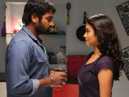 Vijay Sethupathi's Mellisai with his Rummy co-star Gayathrie is taking fast shape in the hands of director Ranjit Jeyakodi. Now, the debutante filmmaker has reported that Mellisai is nearing completion. Ranjit said, �Just 10 to 12 days of shoot is remaining, one more song has to be shot. Mellisai t