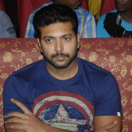 Actor Jayam Ravi is happy that his brother and director M. Raja has started acting and says they will soon work together in a movie.