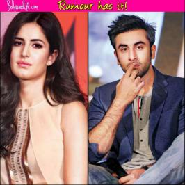 The Big Fight: Ranbir and Katrina argue over living in together! - Despite speculation it still isn't clear if RK and Kat will move into his new house Ranbir Kapoor and Katrina Kaif might be driving down to parties …