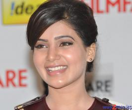 Gorgeous Samantha who is busy with handful of projects in Tamil and Telugu film industries says she couldn't attend the Vijay Awards function to take place this evening, which apparently releases the her Suriya starrer Anjaan Trailer. Samantha Tweeted: �Really sad that I will be missing the Vijay a