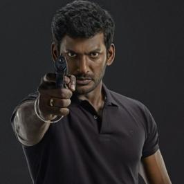 Actor Vishal Krishna fractured his hand while shooting a stunt sequence on the sets of upcoming Tamil actioner