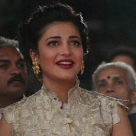 Gorgeous Shruti Haasan, who is busy shooting for her third Tamil film Vishal's Poojai in Hari direction, confirmed that she will be pairing opposite Vijay in Chimbudevan directorial.