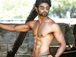 Actor Atharva Murali, after months of toil, is the latest entrant to the six-pack abs club in Tamil filmdom. He says he only developed his physique because plays an athlete in his next Tamil film