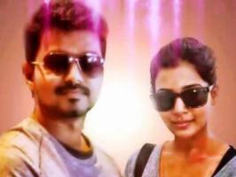 AR Murugadoss directing Vijay's Kaththi shooting is progressing at a brisk pace. Latest on it is Kaththi team has camped in Chennai and resumed shooting from today [Aug 2]. Thuppakki director is planning to wrap up Kaththi talkies during this schedule and we hear that ARM will be shooting a song fe
