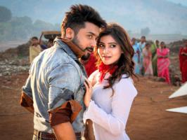 Suriya's Anjaan opposite Samantha is all set to hit the screens worldwide this Friday, on Independence day. Lingusamy directed Anjaan will hit all the screens in digital format, says producers.