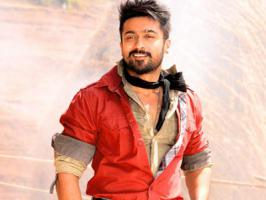 Suriya's Anjaan releasing big tomorrow [Aug 15], as an Independence Day feast to all the Tamil and Telugu audiences worldwide. This Lingusamy directorial is a complete commercial entertainer with equal weight of action and drama. Samantha played Suriya's love interest in Lingusamy's Anjaan, Vidyut