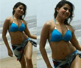 Samantha's Bikini in Anjaan is been the talk of the town. Stunning actress that she is Samantha is always known for her girl-next-door roles on screen, whether it be VTV or Neethane En Ponvasantham.