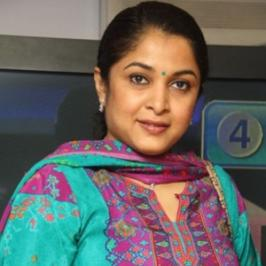 Actress Ramya Krishnan, who has been away from the limelight for a while, will be making her comeback in a prominent role in a Tamil film, co-starring Vishal Krishna.