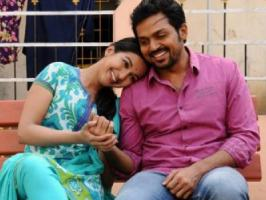 Karthi's Madras release date is once again postponed. The Tamil rom-com directed by Pa. Ranjith of Attakathi fame will now release on October 2.