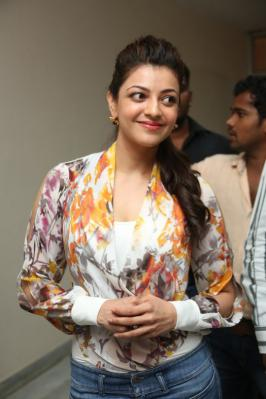 Actress Kajal Agarwal at Pichekkistha Movie Audio Launch, Actress Kajal Agarwal Latest Gallery, Actress Kajal Agarwal New Photos