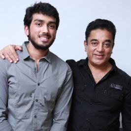 Actor Jayaram known for his roles in Tamil and Malayalam films is all set to launch his son Kalidas. Kamal Haasan who shares good rapport with Jayaram has announced Kalidas debut into Tamil film at a public function in Chennai.