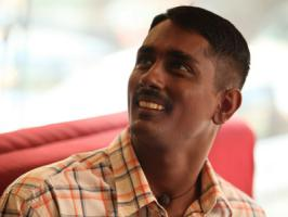 Filmmaker Vasanthabalan is amazed by actor Siddharth's transformation for upcoming Tamil thriller