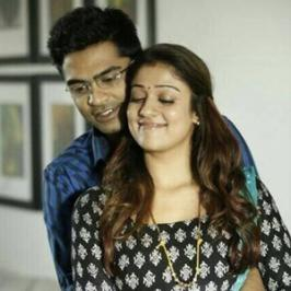 STR and Nayantara starring Idhu Namma Aalu completed all the shooting schedules. The movie directed by National award winner Pandiraj will start post-production works soon.