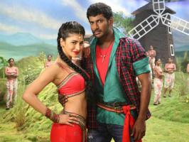 Vishal, Shruti Haasan starred Poojai directed by Hari is gearing up for a grand Diwali release, on October 22nd.