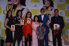Ileana  At Skin Talks Launch, Amitabh Bachchan At Skin Talks Launch, Bollywood Celebs,  Skin Talks Launch, Bollywood Celebs At Skin Talks Launch, Ileana, Amitabh Bachchan