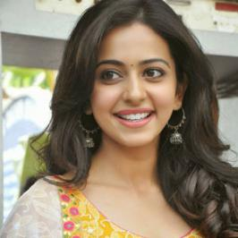Join us to convey your Birthday wishes to young and charming actress Rakul Preet Singh who shot to fame with back to back superhits in Tamil and Telugu cinema industries. Born on 10, October in 1991, Rakul Preet has started her career with Kannada film Gilli [2009] and shot to fame with her perform