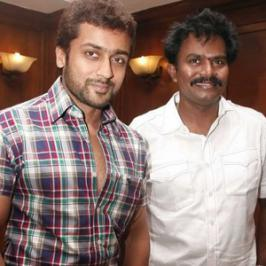 Director Hari who is busy with yet-to-be-released Vishal's Poojai promotions met the press today in Chennai.