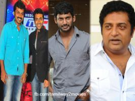 Its a nice gesture from Southern stars who have come in support of Government to help the needy who were hit by the bad Hud Hud Cyclone in the coastal areas of Andhra Pradesh and Orissa including Vizag.