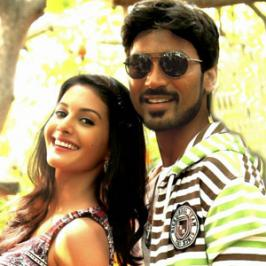 Dhanush's Anegan directed by KV Anand is done with shooting and post-production work is on. Latest on it is Anegan firstlook teaser is all set to be unveiled on the eve of Diwali.