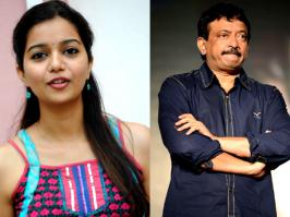 Colors Swathi took on Maverick director Ram Gopal Varma. Swathi speaking to scribes said she got good offers by God's grace in media and films. She said her ...