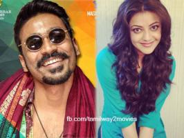 Dhanush, Kajal Agarwal's upcoming Tamil film Maari has hit the floors in the first week of November and wrapped up its first schedule, recently.