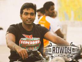 Actor of masses Vijay Sethupathi started shooting for his new Tamil film titled Naanum Rowdy Thaan. Vijay got rid of his beard and will be seen in a complete new look in this movie that is being produced by Dhanush.
