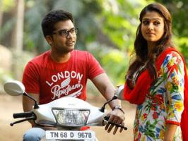 STR's Idhu Namma Aalu has finished all the post-production works and ready to hit the screens as soon as possible.