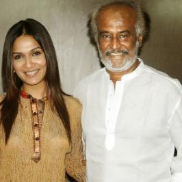 Superstar Rajinikanth's wish to become a grand dad to the kids of his younger daughter Soundarya Ashwin is going to be fulfilled soon, as the Kochadaiiyaan director is on her family way.