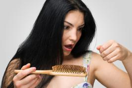 There are several reasons why you may be seeing more hair in your brush than normal. Vitamin deficiencies, thyroid problems, and menopause are all culprits o...