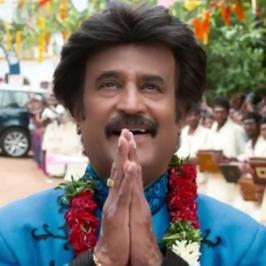 Demanding compensation for the loss incurred in Rajinikanth-starrer