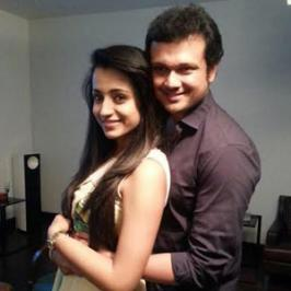 Putting a stop to speculations, Trisha-Varun Manian's relationship is getting a happy ending with their engagement to happen on January 23rd. Trisha herself updated their relationship status in her official Twitter page. �To my fans n friends from d media,I will be getting engaged to Varun on the 2