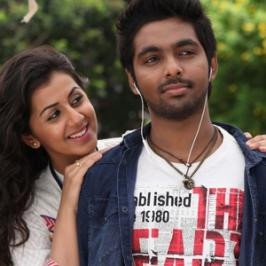 Music director GV Prakash's debut film as hero, Darling has completed its censor formalities with U/A certificate.