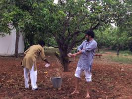 Pawan Kalyan speaks to trees Pawan Kalyan speaks to trees Pawan Kalyan has stated a few times in the past. Many would be surprised to know that the Power