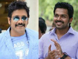 Viewers are aware that Tamil actor Karthi and Tollywood star Nagarjuna are all set to do a bi-lingual multi-starrer film. Well, we have earlier reported that the two renowned actors from South will be doing that Tamil and Telugu remake of 'The Intouchables'. This French movie that has moved cinema