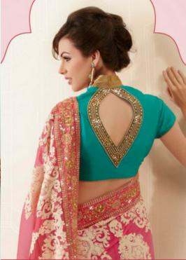 Designer Sarees And Blouses