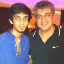 Yennai Arindhaal is continuing its dream run in its second week of release and buzz is on for Ajith's next flick to be termed as Thala 56. Latest we hear that Anirudh Ravichander has finally signed the dotted line.
