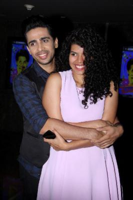 Hunterrr Movie Audio Launch Photos, Hindi Film Hunterrr Music Launch Pics, Bollywood Hunterrr Movie Music Release Function Images Gallery