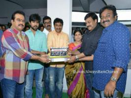 Mega Power star Ram Charan Tej's new film in the direction of Sreenu Vaitla has been launched this morning with a formal muhurtham pooja in the film city.