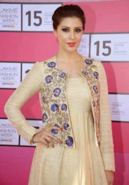 Karishma Kotak Stills at Lakme Fashion Week 2015