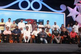 Director Cherans C2H Inauguration Event Photos, Tamil Movie Celebs Director Aamir, K Bhagyaraj, KS Ravikumar, Producer Kalaipuli S Dhanu, UTV Dhanjeyan, Actor Sarathkumar, Sibiraj at  Director Cheran Cinema 2 Home(C2H) Business Launch Function Pics