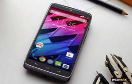Motorola has launched its new mobile by name MOTO TURBO which is of 5.2 inch and has QHD display. Flip kart as well has started taking the pre-orders from today.