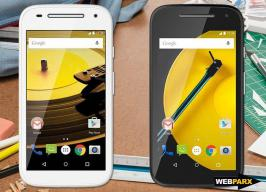 Motorola which is a Lenovo owned firm has launched a latest budget mobile which is by the name Motorola Moto E (Gen 2 ). It is priced for 6,999 Rs. It