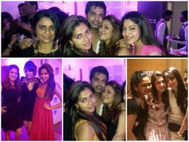 Kollywood Celebs Recent Pub Party Photos, Actress Trisha, Amala Paul, Hansika Motwani, Harshika, Varalakshmi Sarathkumar, Nayanthara, Ramya Krishnan, Actor Vishal, Arya, Simbhu, Dhanush, Jayam Ravi