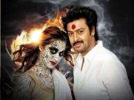 Established Tamil stars Raai Lakshmi and Srikanth have teamed up for an upcoming Tamil film titled 'Sowkarpettai'. Makers of this supernatural thriller have released the Sowkarpettai first look posters on Wednesday [March 25] even before the movie has hit the floors.