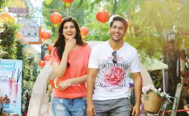 Dochey Movie Stills,NagaChaitanya, Kriti sanon